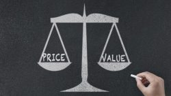 Price vs. Value