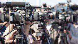 Media and News Cameras