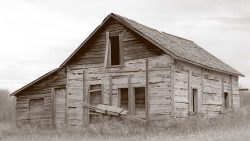 Dust Bowl Home