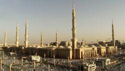 Mosque Medina Saudi Arabia