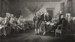Signing of the Declaration