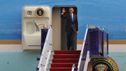 Obama in Thailand