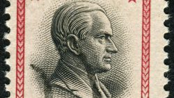 Calvin Coolidge Stamp