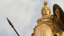 Statue of Athena