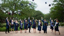 Founders Classical Academy graduation