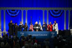 Commencement 2018 Mike Pence